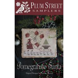 Pomegranate Santa- PSS55