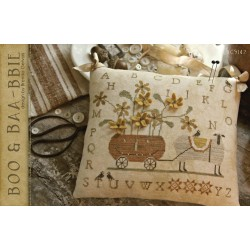 Boo and baa-bbie . With Thy Needle and Thread CS142