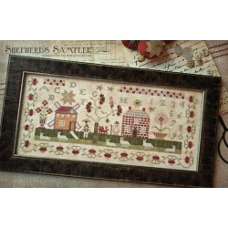 Shepherd's Sampler. With Thy Needle and Thread CS154