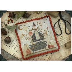 Witches Night out. With Thy Needle and Thread CS165