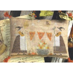 Bobbing for Pumpkins. With Thy Needle and Thread CS166