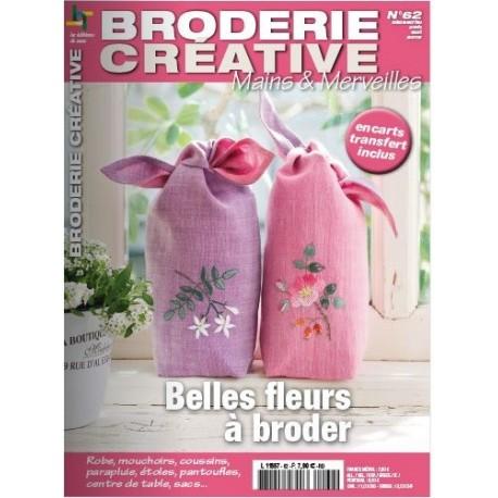 Broderie Créative nº 62