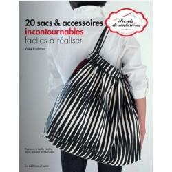 20 sacs and accesoires incontournables faciles à réaliser.