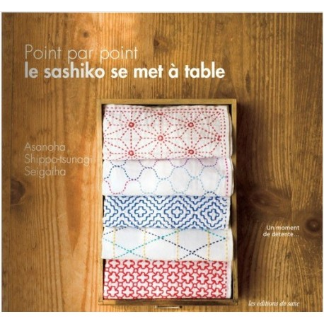 Le Sashiko se met à table