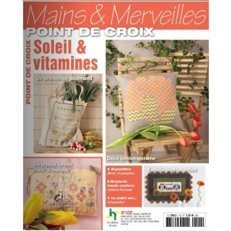 Mains and Merveilles nº 102