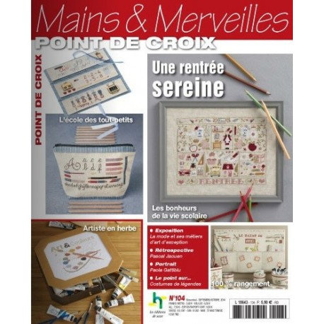 Mains and Merveilles nº 104