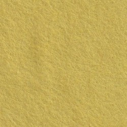 Fieltro The Cinnamon Patch. Jaune Tendre cp002