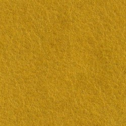 Fieltro The Cinnamon Patch. Jaune d'Or cp005b