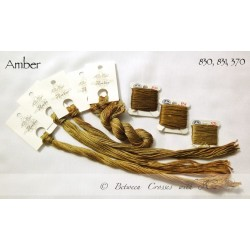 Amber - Nina's Threads