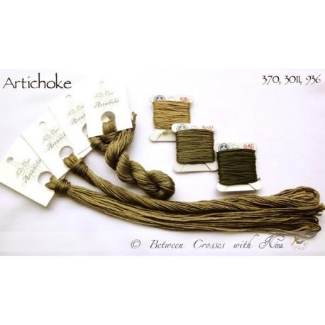 Artichoke - Nina's Threads