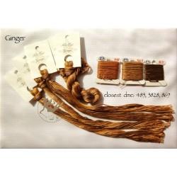 Ginger  - Nina's Threads