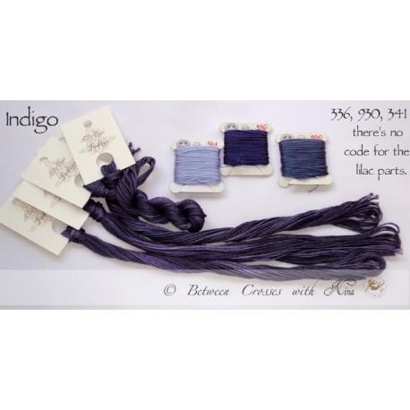 Indigo  - Nina's Threads