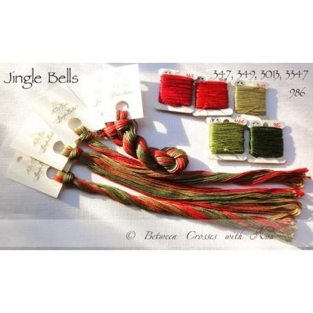 Jingle Bells - Nina's Threads