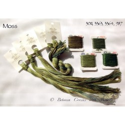 Moss - Nina's Threads