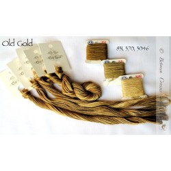 Old Gold - Nina's Threads