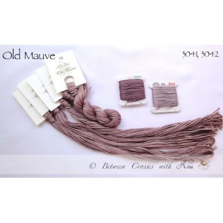 Old Mauve - Nina's Threads