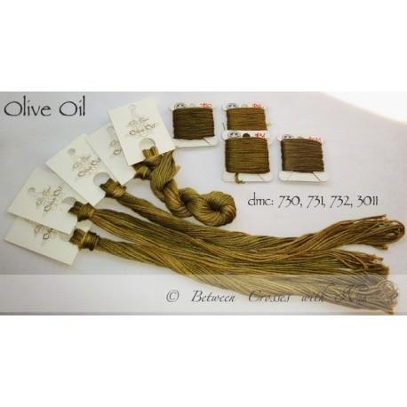 Olive oil - Nina's Threads
