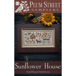 Sunflower House - PSS36