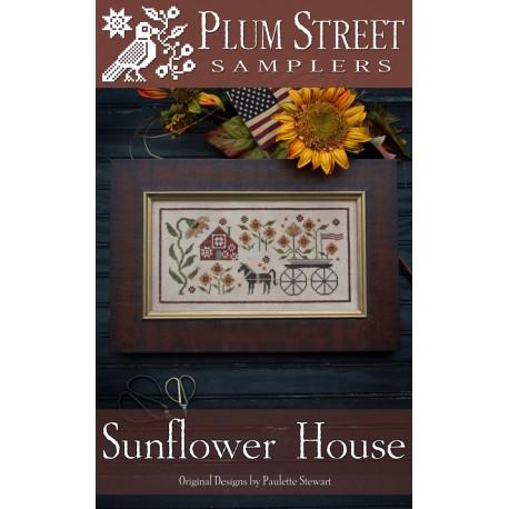 Sunflower House - PSS36
