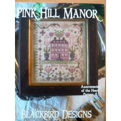 Anniversaries of the heart nº4. Pink Hill Manor - BBD