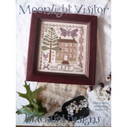 Anniversaries of the heart nº 9. Moonlight Visitor - BBD