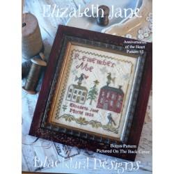 Anniversaries of the heart nº.12. Elizabeth Jane- BBD
