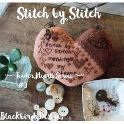 Tender hearts Series no.3. Stitch by stitch. BBD