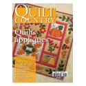 "Quilt Country  especial nº23 ""Quilts Appliqués"