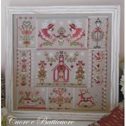 Christmas in Quilt. Cuore e Batticuore 37