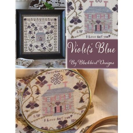 Violet's Blue- BBD