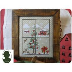 Christmas Window  4 (gráfico + botón) SG63