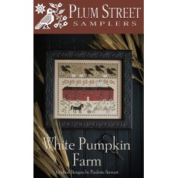 White Pumpkin Farm- PSS42
