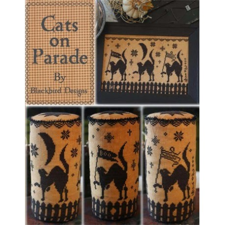 Cats on parade - BBD