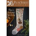 Olga's Autumn Stocking - PSS50