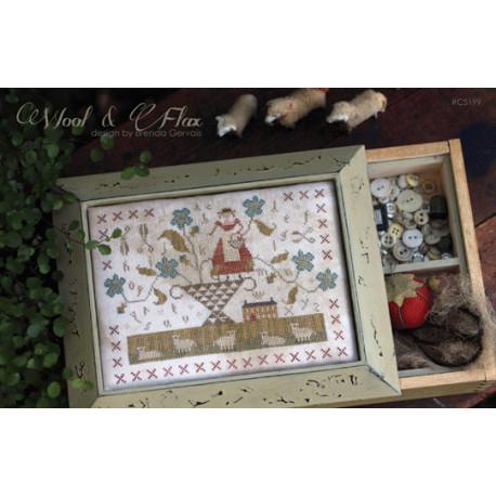 Wool & Flax. WTNT 199