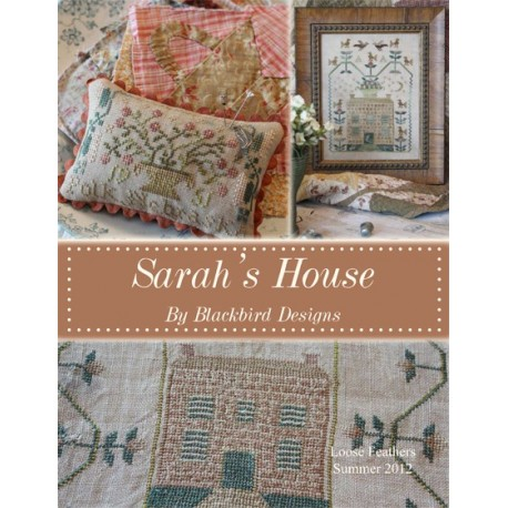 Sarah's House - BBD - Loose Feathers Summer 2012