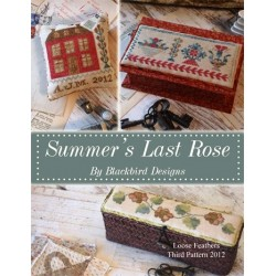Summer's Last Rose - BBD - Loose Feathers 3/2012