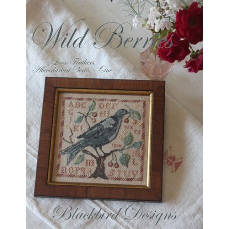 Abecedarian Series. Wild Berries 1/12. BBD
