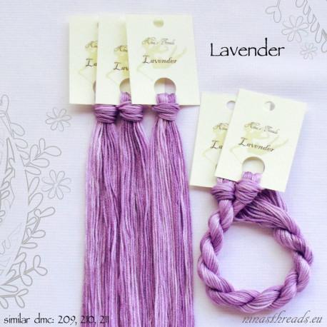 Lavender - Nina's Threads