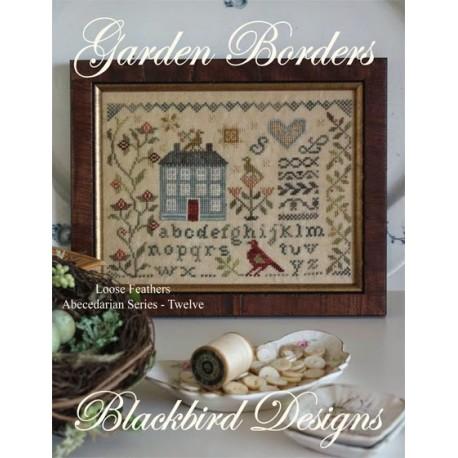 Abecedarian series. Garden Borders 12/12. BBD