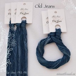 Old Jeans - Nina's Threads
