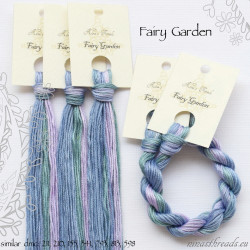 Fairy Garden - Nina's Threads