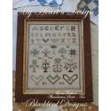 Abecedarian Series. My Heart's Design 2/12. BBD