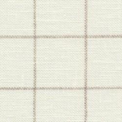 Belfast Carré blanco con cuadro gris- 1259