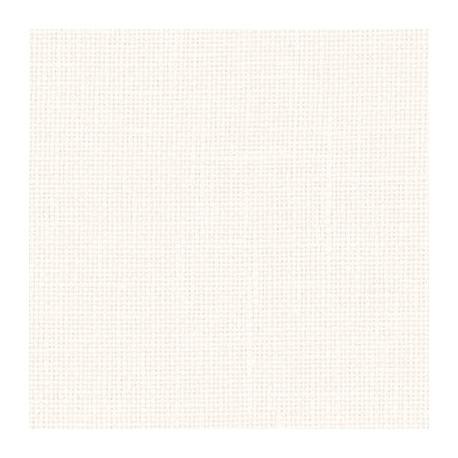 Retal Belfast Antique White(101) 37 cm x 34 - Lino Zweigart b023