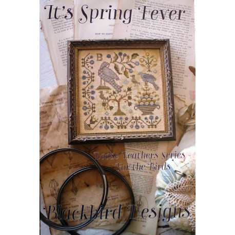 It's Spring fever. Loose feathers Series. BBD