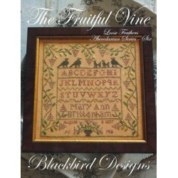 Abecedarian Series. The Fruitful Vine 6/12. BBD