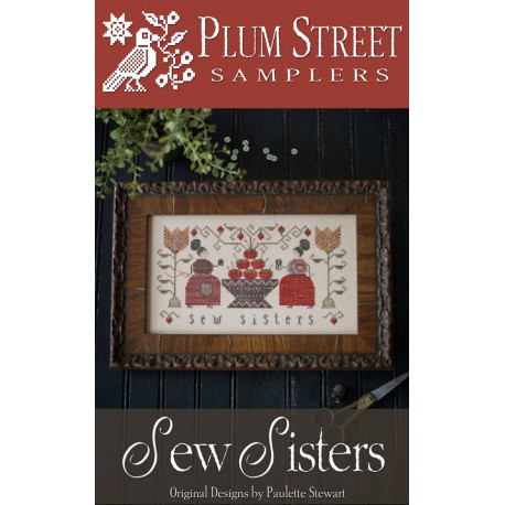 Sew Sisters- PSS56