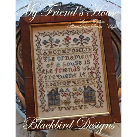 Abecedarian Series My Friends House  8/12. BBD