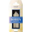 Agujas para coser y bordar nº 5-10. Bohin